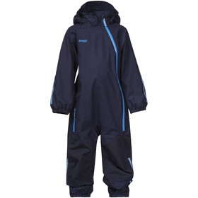 0041751f Bergans Lilletind Overall Kinder navy/dark navy/light winter sky
